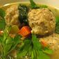 Paleo Italian Wedding Soup (Minestra Maritata)