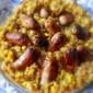 Sausage and Corn Bake