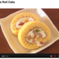 Japanese Roll Cake - Video Recipe