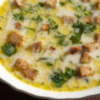 Cauliflower, Broccoli, Mustard Soup