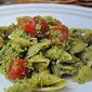 Vegan Broccoli Pesto Pasta