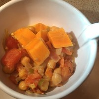 Sweet Potato-palooza…the next installment: Sweet Potato Curry with Chickpeas