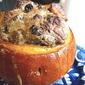 Filling up on Pumpkin