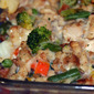 Black Friday - Turkey and Stuffing Casserole