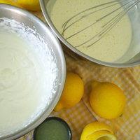 LEMON mousse frozen PIE no bake - updated