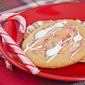 Peppermint Swirl Cookies