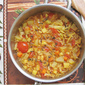 Mixed Beans Cabbage Soup
