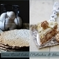 Baking| Filipino Sans Rival Cake … Daring Bakers get deliciously indulgent!