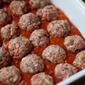 Gluten Free Italian Meatballs