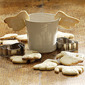 Christmas Cookie Cutters and Creamy Sweet Potato Soup