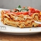 Delicious Vegan Whole Wheat Lasagna with Mushrooms