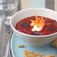 Borscht - my beetroot epiphany and a chance to win £400 worth of flights