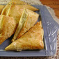 TURNOVERS with Phyllo Dough