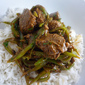 Javanese Lamb and Runner Bean Curry