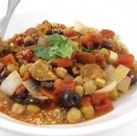 A Stupendous One Dish Wonder, Moroccan Chicken Stew