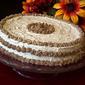 Mocha sponge cake with Mocha cream