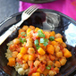 Vegetarian Stew with Quinoa, Butternut Squash & Coconut Milk Recipe