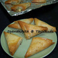 Spanakopita - Spinach & Cheese Triangles