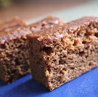 Gingerbread cake: a recipe