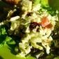 Cranberry Walnut Cabbage Slaw