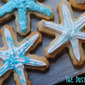 Classic Butter Snowflake Cookies (gluten free) – the Great Food Blogger Cookie Swap!