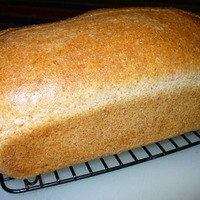 Favorite Whole Wheat Bread (Bread Machine or Conventional)