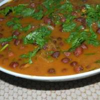 Black Garbanzo Bean Curry