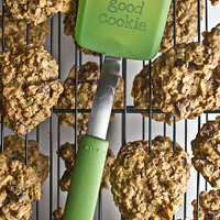 For OXO, Cookies For Kids' Cancer. Gluten Free Everything Cookies!
