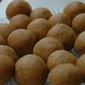 BESAN LADDU (DOLCI DI FARINA DI CECI) - Cucina indiana