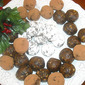 Quilt-Free Fruited Truffles