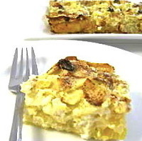 Low Fat Noodle Pudding Casserole You'll Love for Hanukkah or Anytime