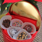 Oreo Chocolate Creme Cookie Truffles