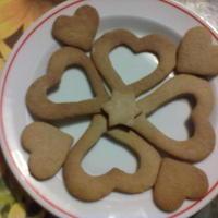 Dolci Tentazioni: Biscotti cannella e zenzero