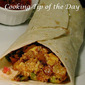 Recipe: Mexican Chorizo and Eggs Breakfast Burrito