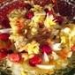 Homemade Sauerkraut with cranberries!