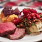 Spice Crusted Beef Tenderloin: How to Slide a Non-Conventional Holiday Meal past Your Conventional Family