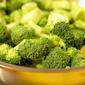 Lemon Roasted Broccoli With Pasta, Pinenuts & Sweet Italian Sausage