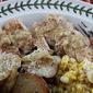 Chicken With Wine/Mustard Sauce