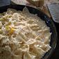 Maccheroni with Fresh Lemon & Cream