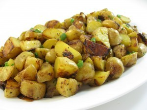 how to make country fried potatoes