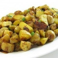 Country Fried Potatoes Made Skinny