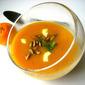 Butternut Squash Soup w/ Orange Zest & Spicy Pepitas
