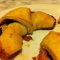 Cornetti salati Gorgonzola e Radicchio
