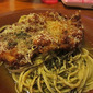 Chicken with Amogio (Spedini-ish)