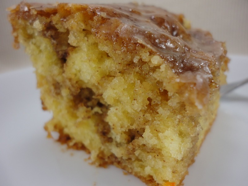 Honey Bun Cake Adapted From Myblessedlife Net Recipe By