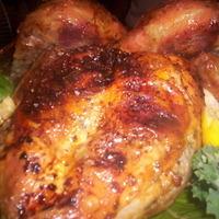 Roasted Meyer Lemon Garlic Chicken
