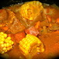 Giggling Gourmet's Sancocho