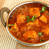 Paneer Tomato Curry Recipe / Cottage Cheese in Tomato Gravy