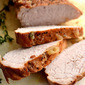 Braised Pork Tenderloin with Apples and Onions