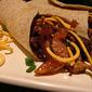 Pork Chow Mein Stir-Fry Wraps